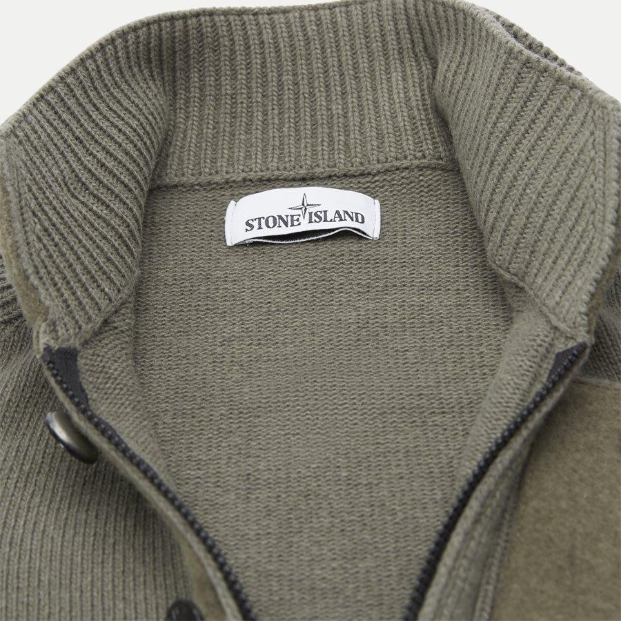 564A3 - Knit Cardigan - Strik - Regular - OLIVEN - 7