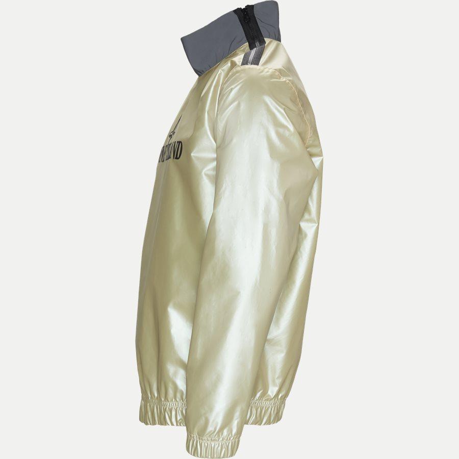 646M1 - Anorak  - Sweatshirts - Regular - GULD - 3
