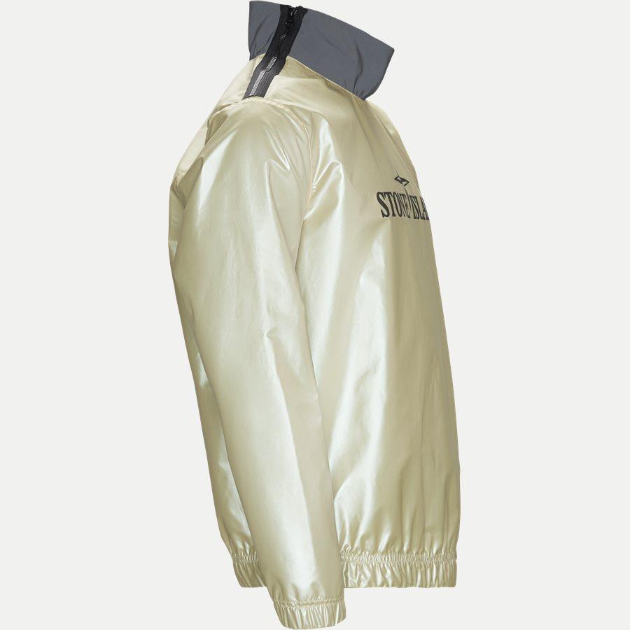 646M1 - Anorak  - Sweatshirts - Regular - GULD - 4