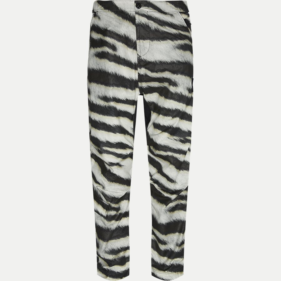 316E1 - White Tiger Camo Pants - Bukser - Regular - SAND - 1