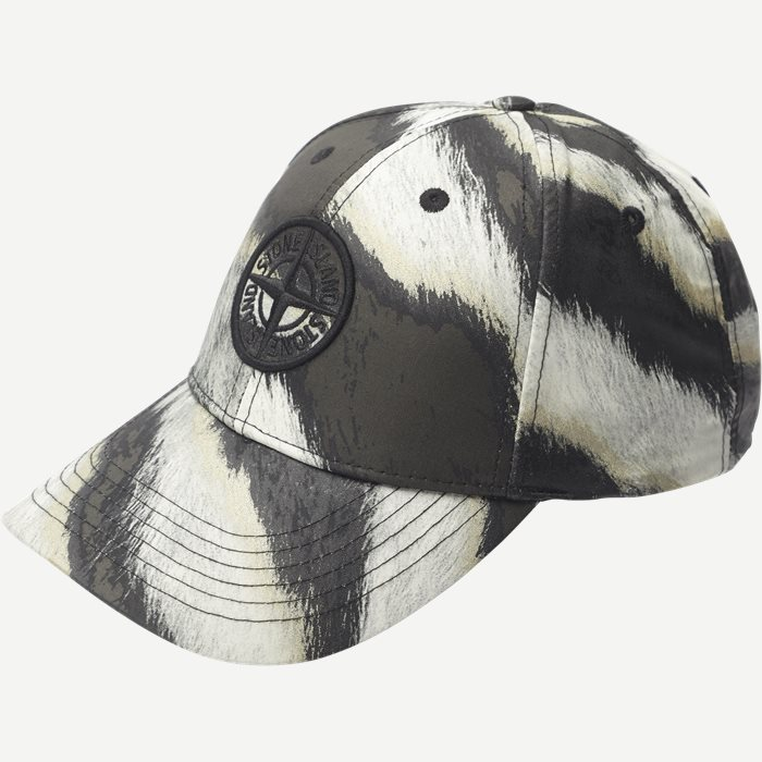 White Tiger Camo Cap - Caps - Sand