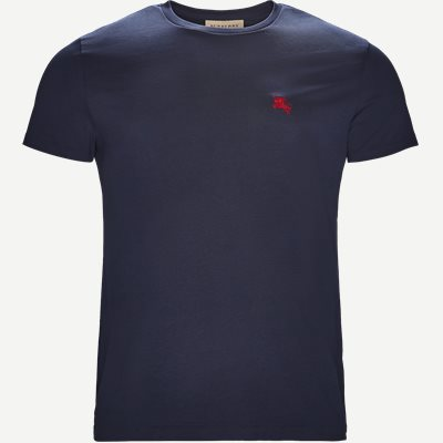 T-shirts   Blå