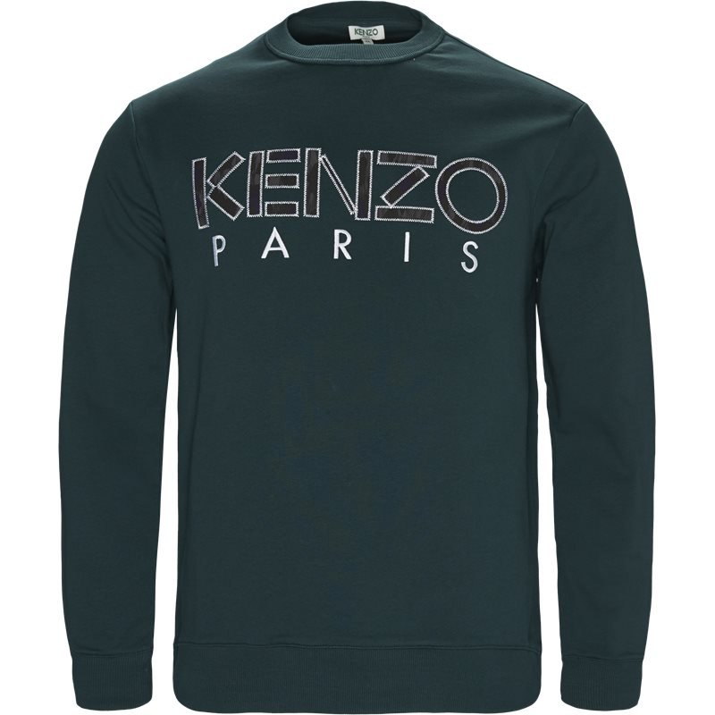 Kenzo sweat green fra kenzo fra axel.dk