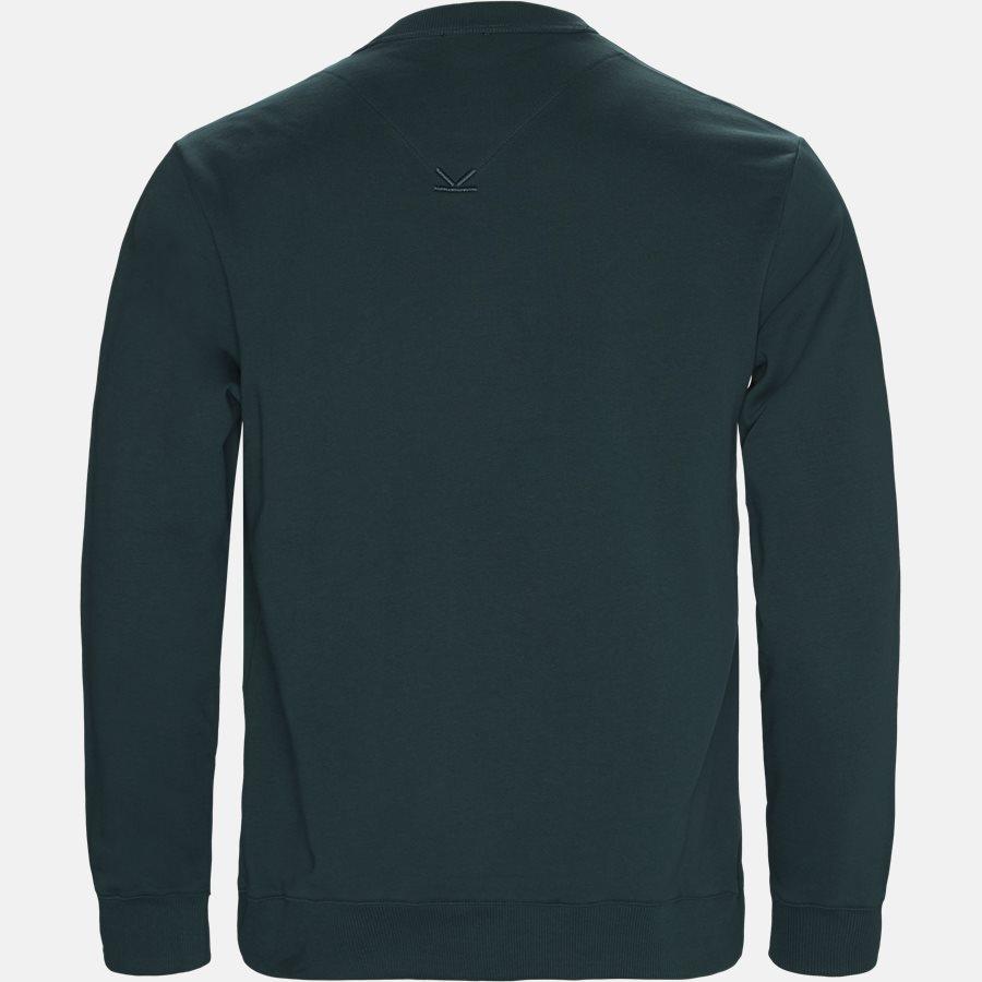 5SW0004MD - sweat - Sweatshirts - Regular slim fit - GREEN - 2