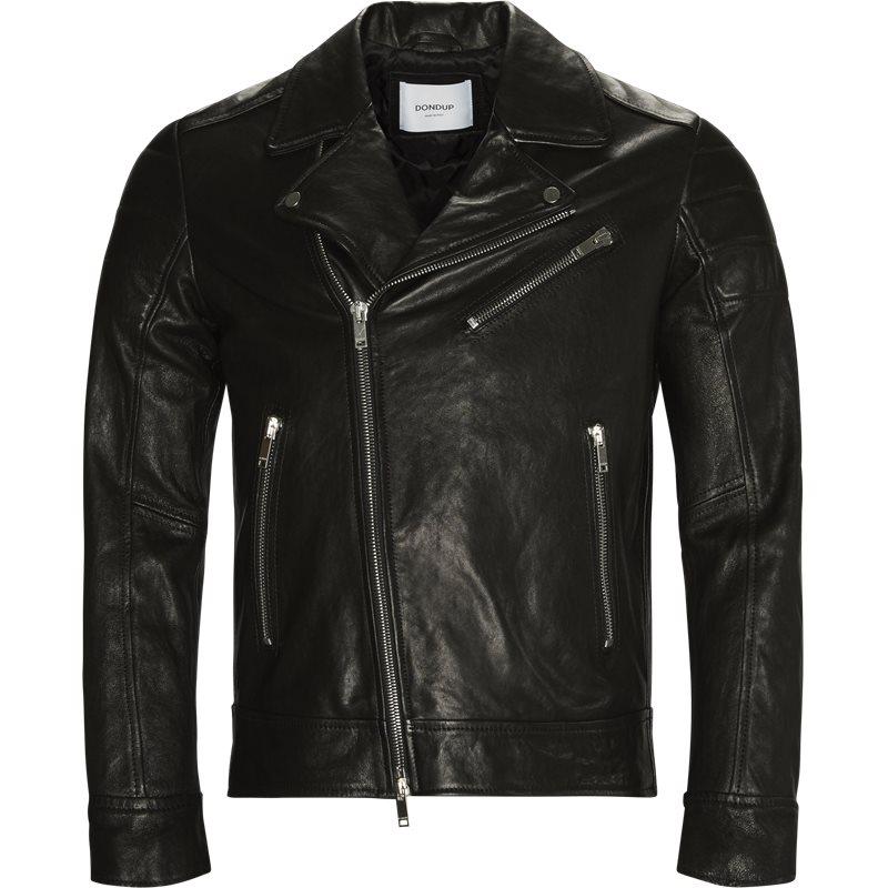 dondup Dondup jakke black på axel.dk
