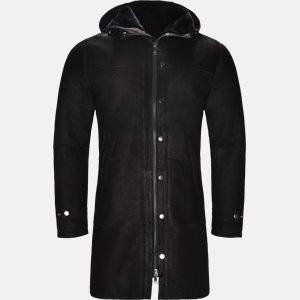 jakke  Regular fit | jakke  | Sort