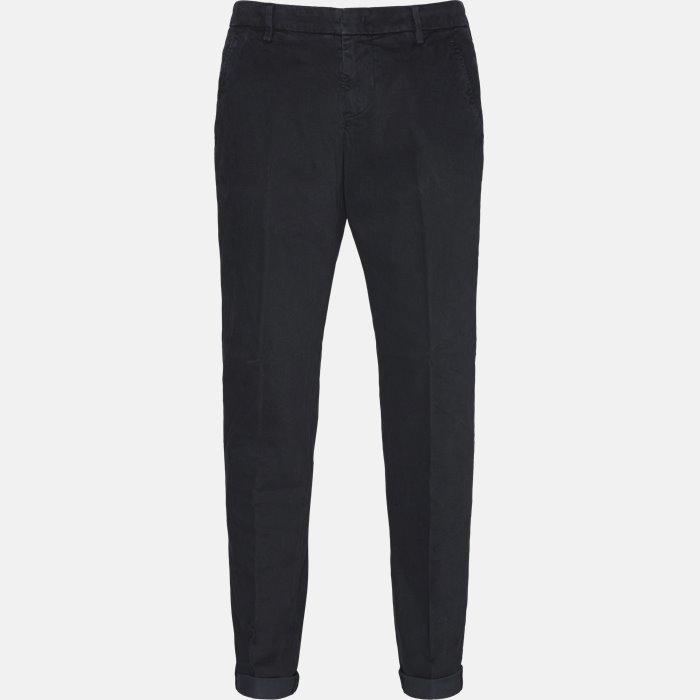 Bukser - Slim - Blå