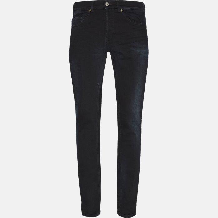bukser - Jeans - Slim - Blå