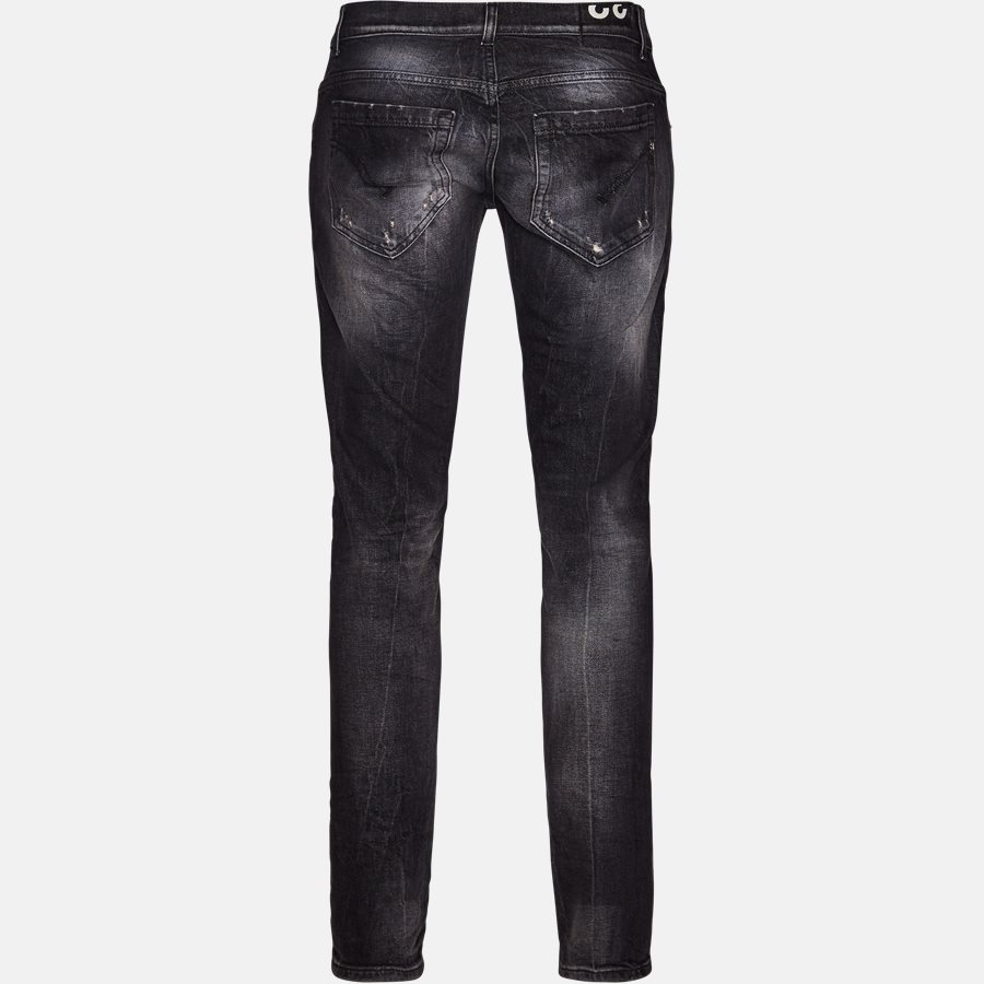 UP232 DS215 T16N - Jeans - Jeans - Skinny fit - BLACK - 2