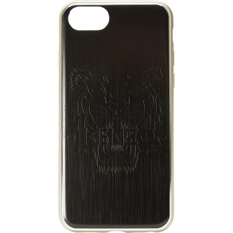 kenzo Kenzo f86cokif8mtgor 7 accessories black/gold på axel.dk