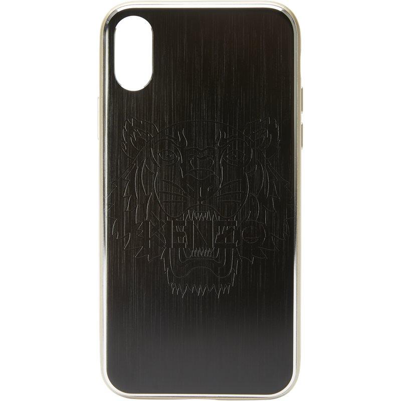 kenzo – Kenzo f86cokifxmtgor 8 accessories black/gold fra axel.dk