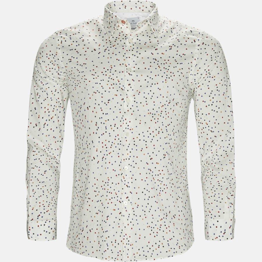 610P A20054 - skjorte - Skjorter - Tailor - WHITE - 1