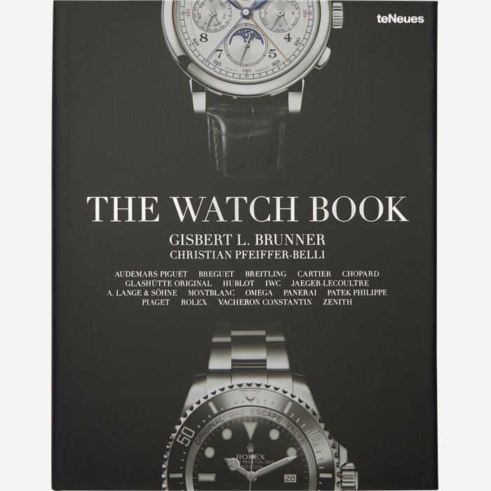 The Watch Book - Accessories - Hvid