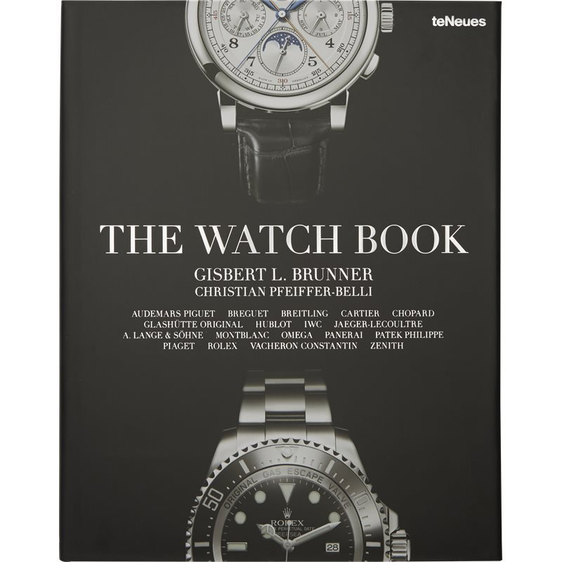 new mags New mags - the watch book på kaufmann.dk