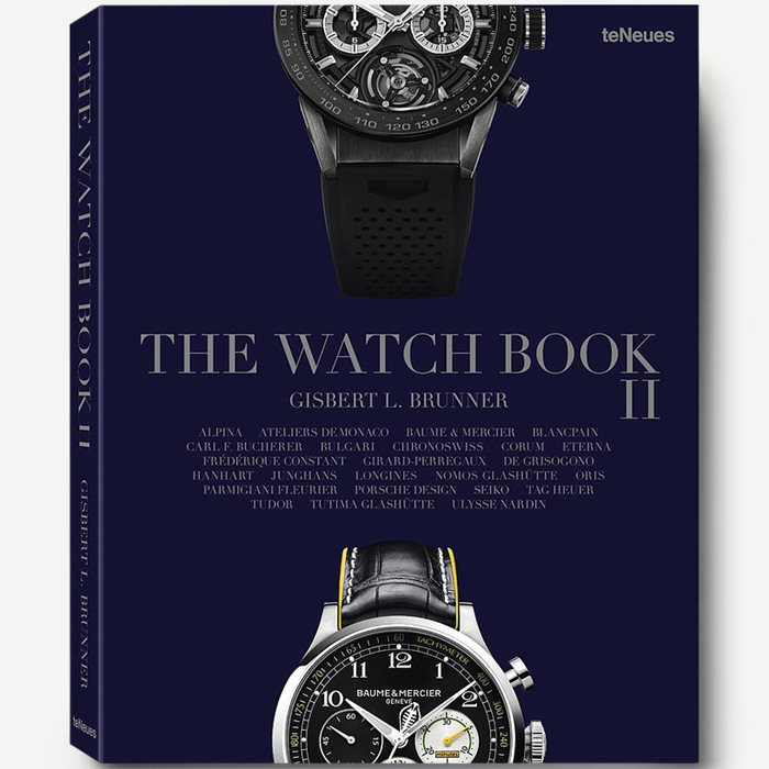 The Watch Book 2 - Accessories - Hvid