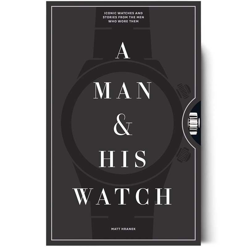 new mags – New mags - a man and his watch accessories fra kaufmann.dk