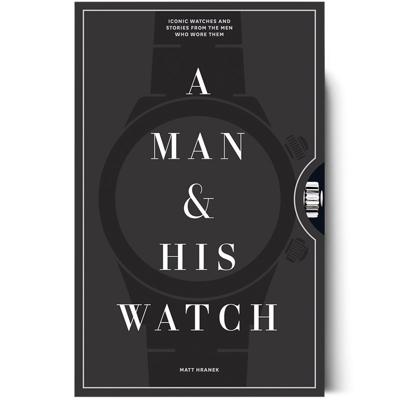 new mags – New mags - a man and his watch på kaufmann.dk