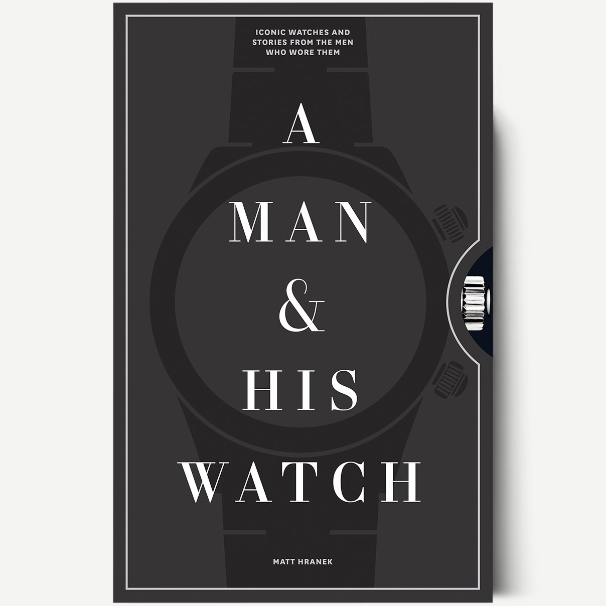 A Man And His Watch - Accessories - Hvid