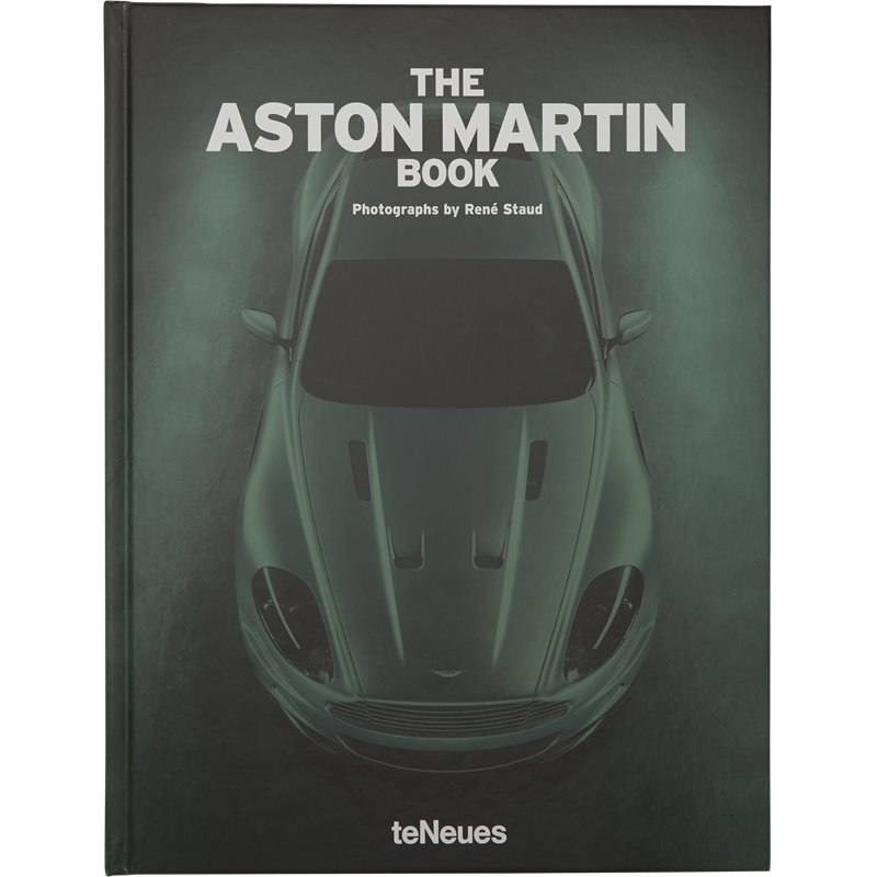 New mags - the aston martin book fra new mags på kaufmann.dk