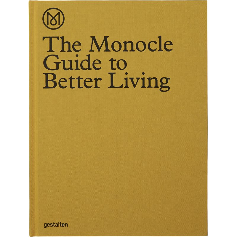 new mags – New mags - the monocle guide to better living på kaufmann.dk