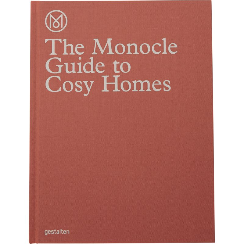 new mags – New mags - the monocle guide to cosy homes fra kaufmann.dk