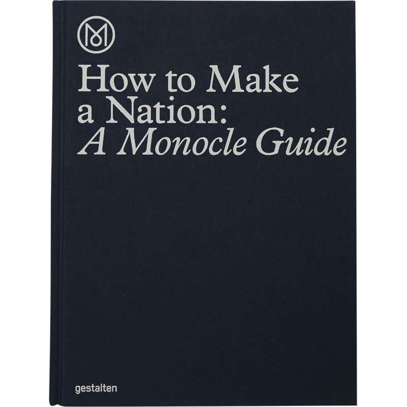 new mags New mags - how to make a nation: a monocle guide på kaufmann.dk