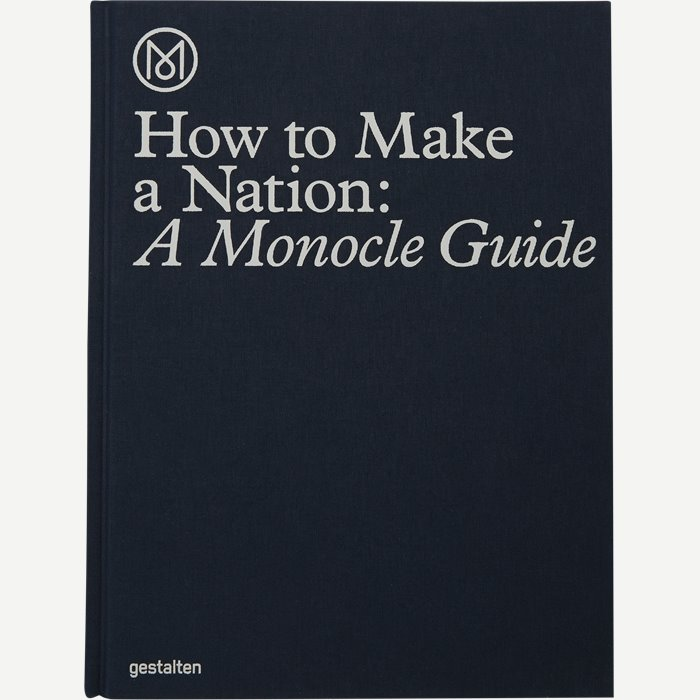 How to Make a Nation: A Monocle Guide - Accessories - Hvid