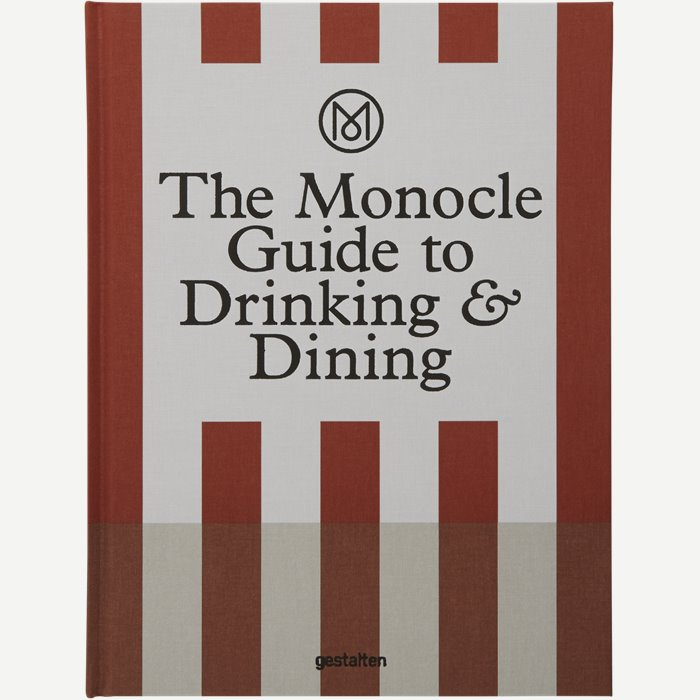 The Monocle Guide To Drinking & Dining - Accessories - Hvid