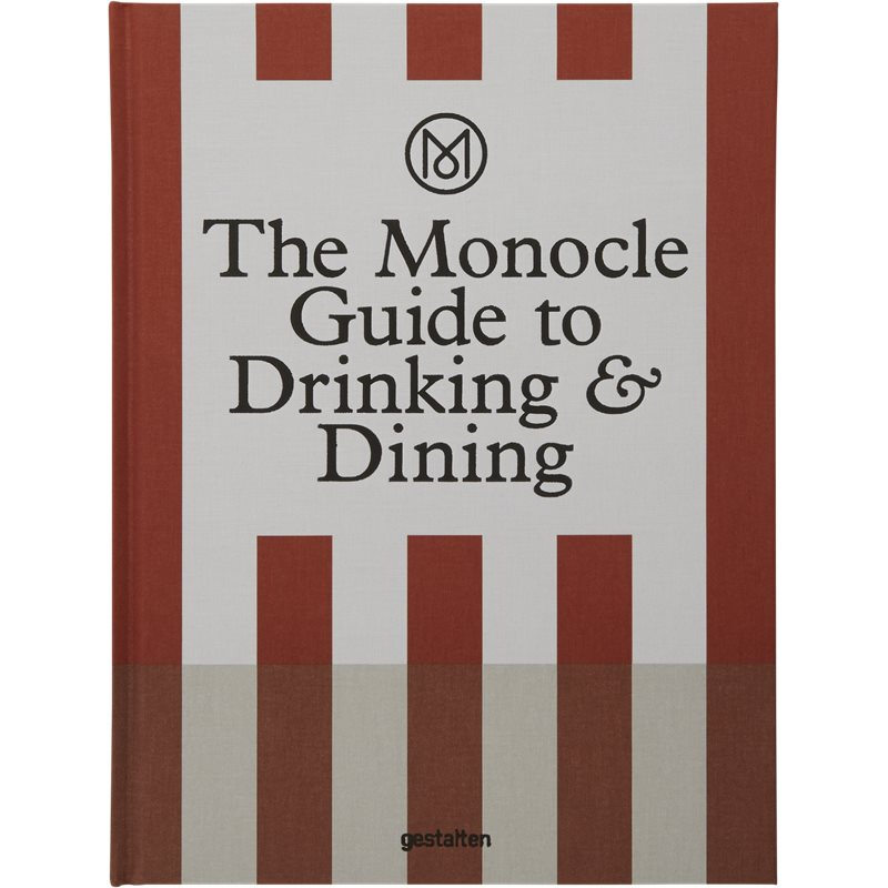 new mags New mags - the monocle guide to drinking & dining fra kaufmann.dk