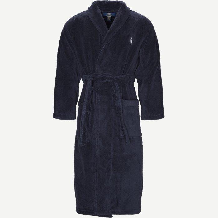 Kimono Robe - Undertøj - Regular - Blå