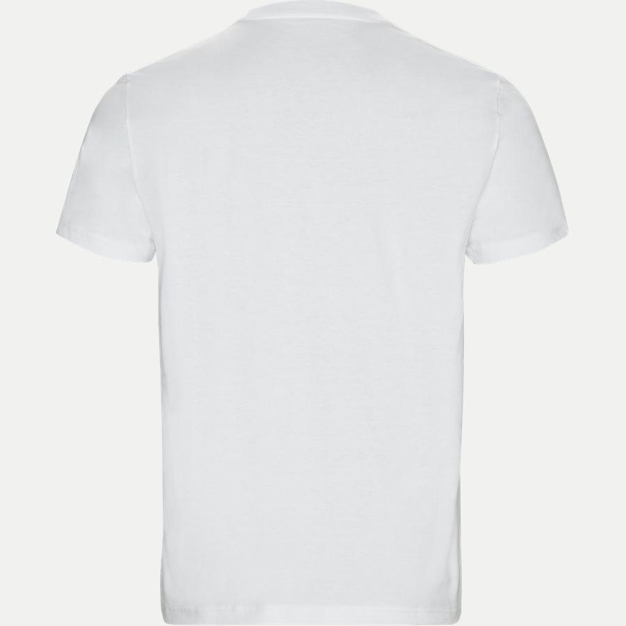 714706745 - Classic Crew Neck Tee - T-shirts - Regular - HVID - 2