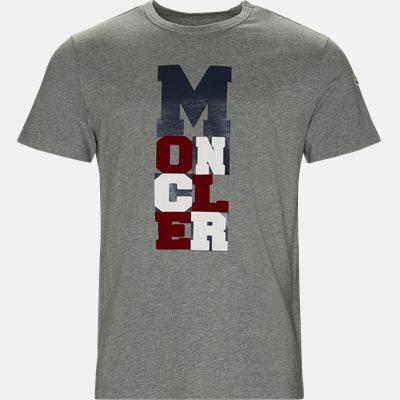 T-shirt Regular fit   T-shirt   Grå
