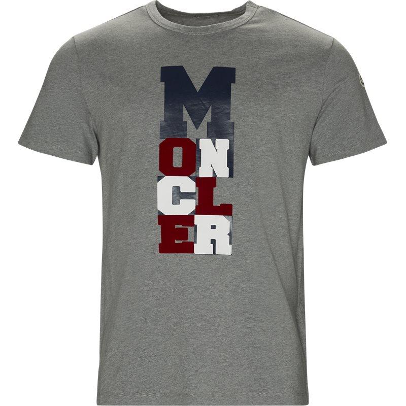 Billede af Moncler T-shirt Grey