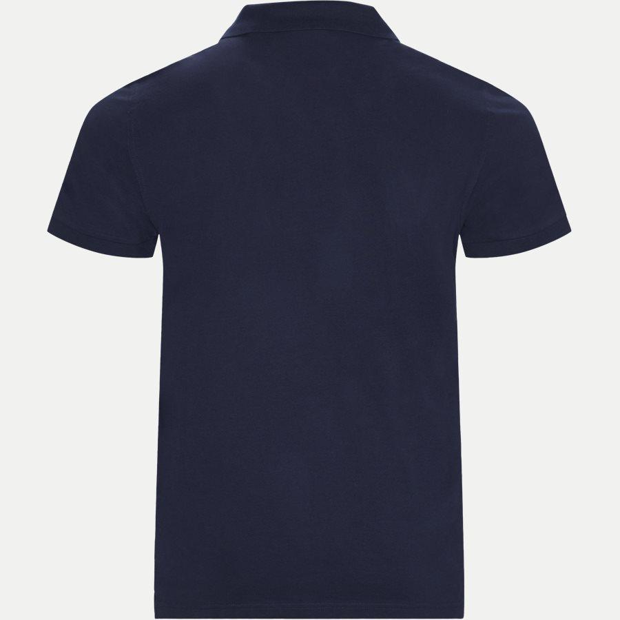 2201 S19 - The original Pique SS Rugger Polo T-shirt - T-shirts - Regular - NAVY - 2