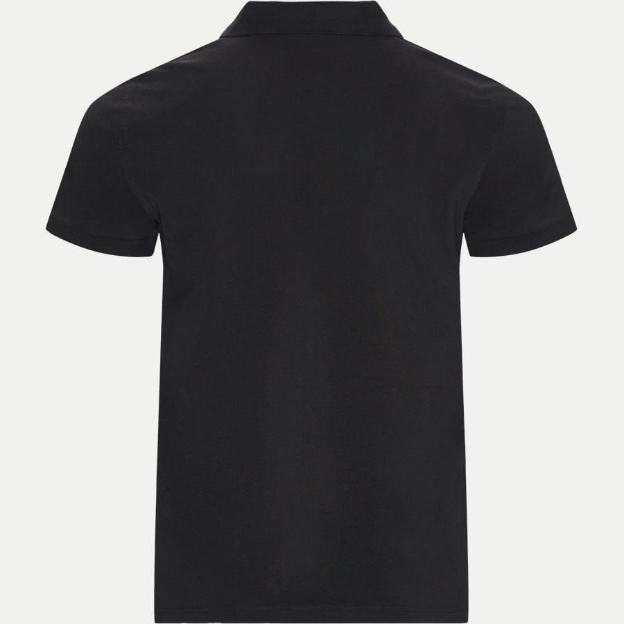 2201 S19 - The original Pique SS Rugger Polo T-shirt - T-shirts - Regular - SORT - 2