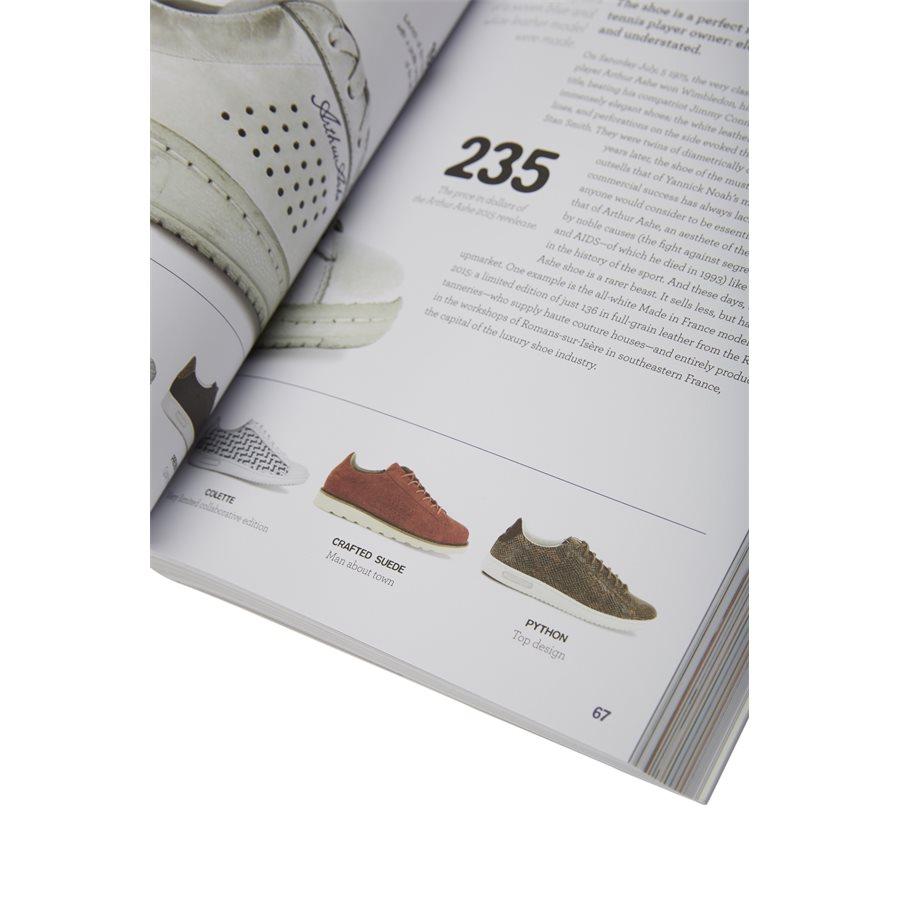 1000 SNEAKERS RI1009 - 1000 Sneakers bog - Accessories - HVID - 4