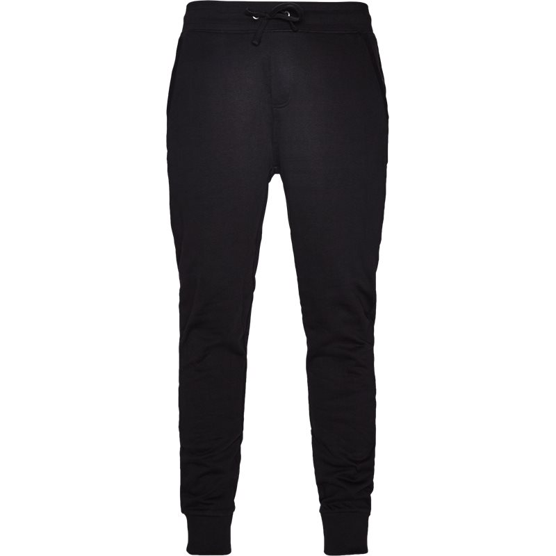 calvin klein jeans Calvin klein jeans bukser black på axel.dk