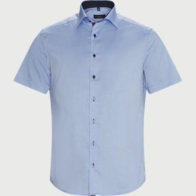 8100 Kortærmet Skjorte Modern fit | 8100 Kortærmet Skjorte | Blå
