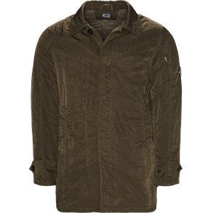 Dyed Nylon Sateen Jacket Regular | Dyed Nylon Sateen Jacket | Army