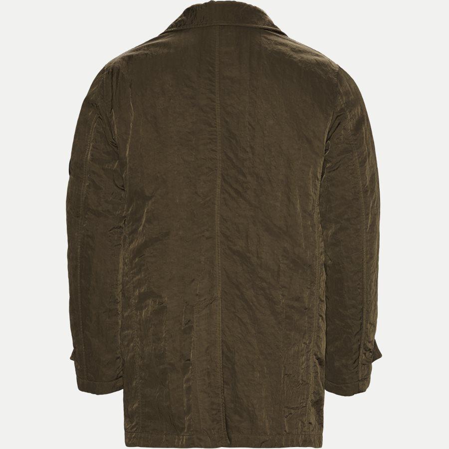 05CM0W 212A 00 5269G - Dyed Nylon Sateen Jacket - Jakker - Regular - OLIVEN - 2