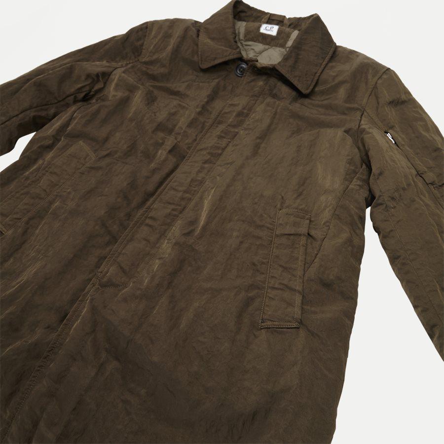 05CM0W 212A 00 5269G - Dyed Nylon Sateen Jacket - Jakker - Regular - OLIVEN - 6
