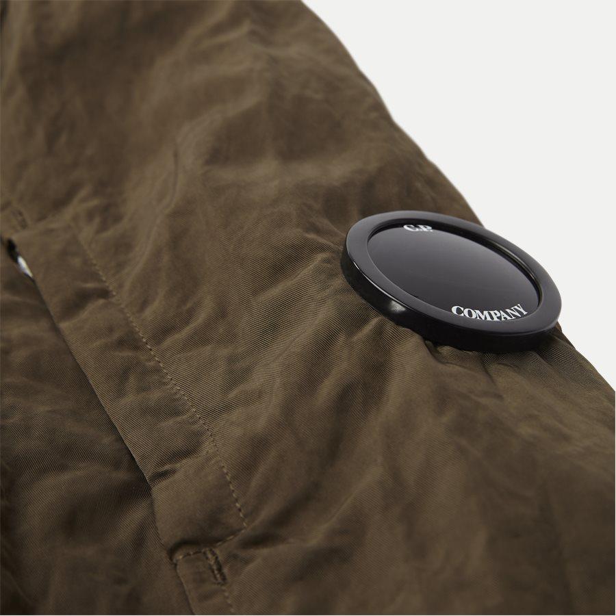 05CM0W 212A 00 5269G - Dyed Nylon Sateen Jacket - Jakker - Regular - OLIVEN - 7