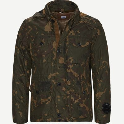 Fili Jakke Regular fit | Fili Jakke | Army