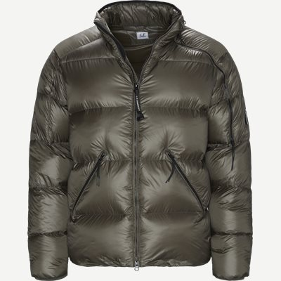 D.D.Shell Goggle Down Jacket Regular | D.D.Shell Goggle Down Jacket | Army