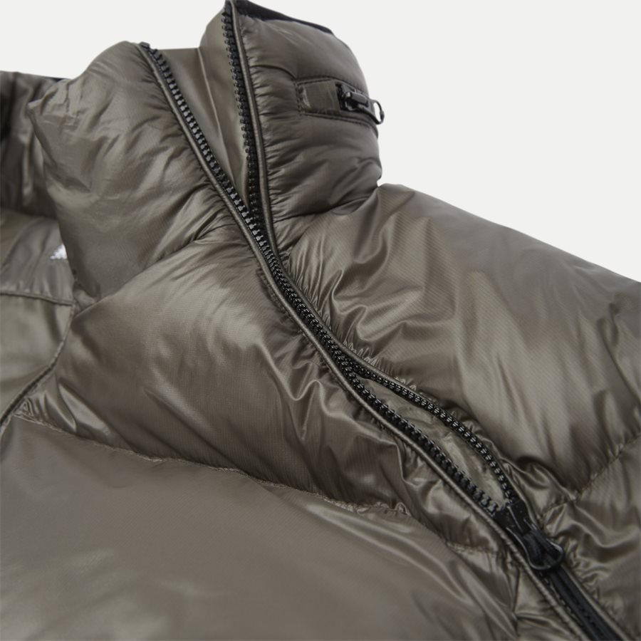 M0W093A 005073A - D.D.Shell Goggle Down Jacket - Jakker - Regular - OLIVEN - 9