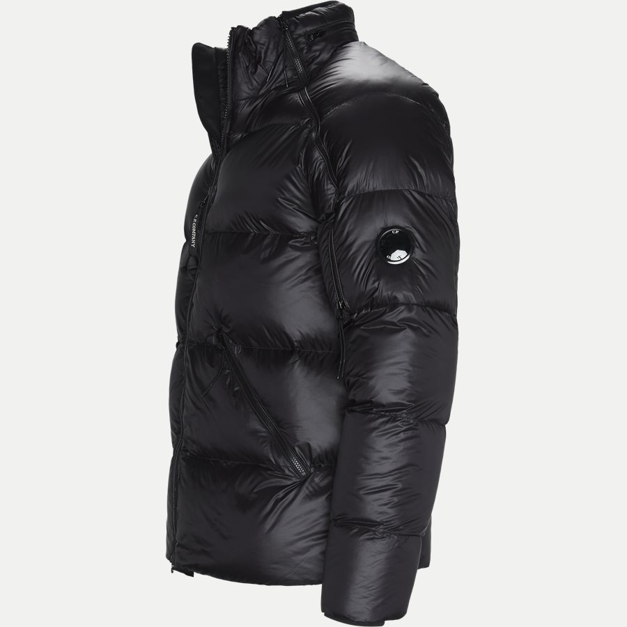 M0W093A 005073A - D.D.Shell Goggle Down Jacket - Jakker - Regular - SORT - 4