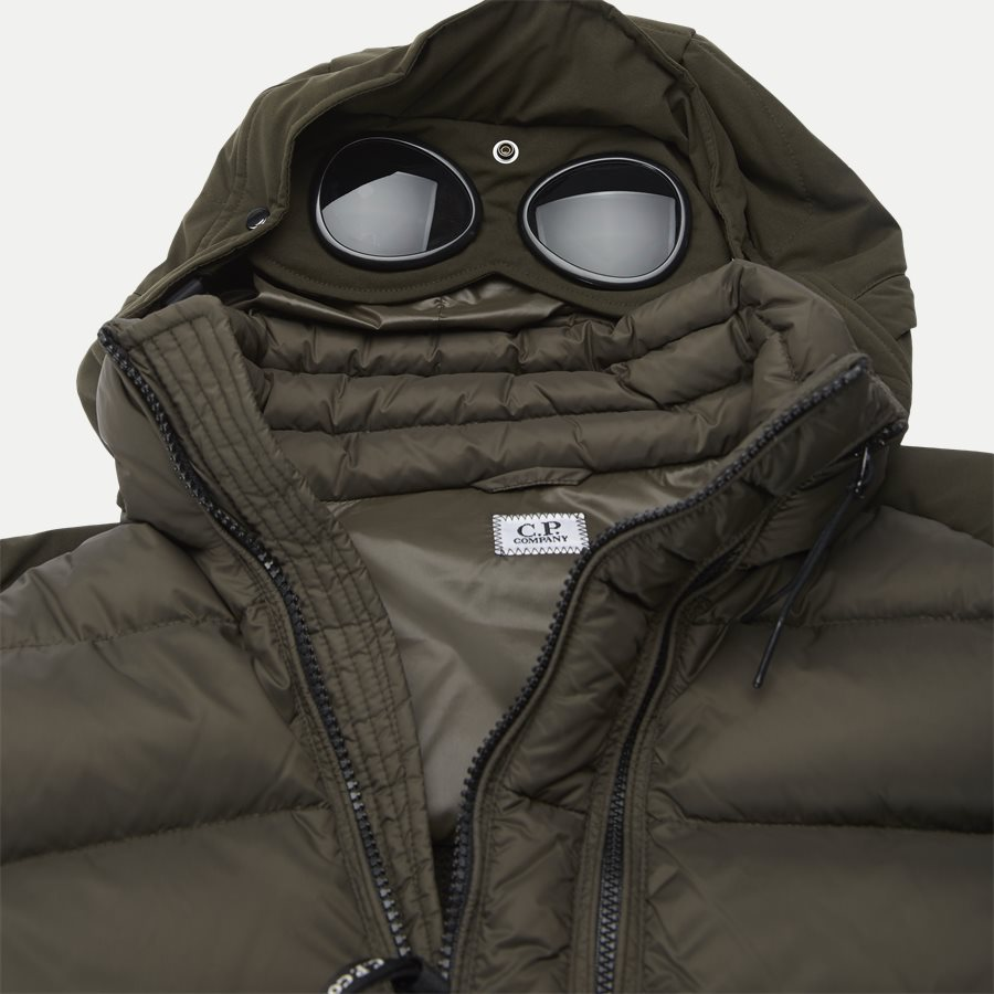MKN024A 004306M - Goggle Quiltet Knit Jacket - Jakker - Regular - ARMY - 5