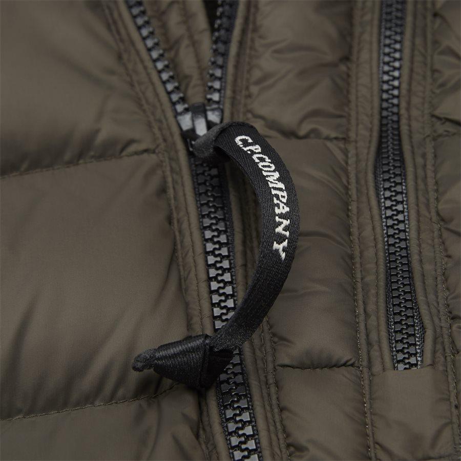 MKN024A 004306M - Goggle Quiltet Knit Jacket - Jakker - Regular - ARMY - 6