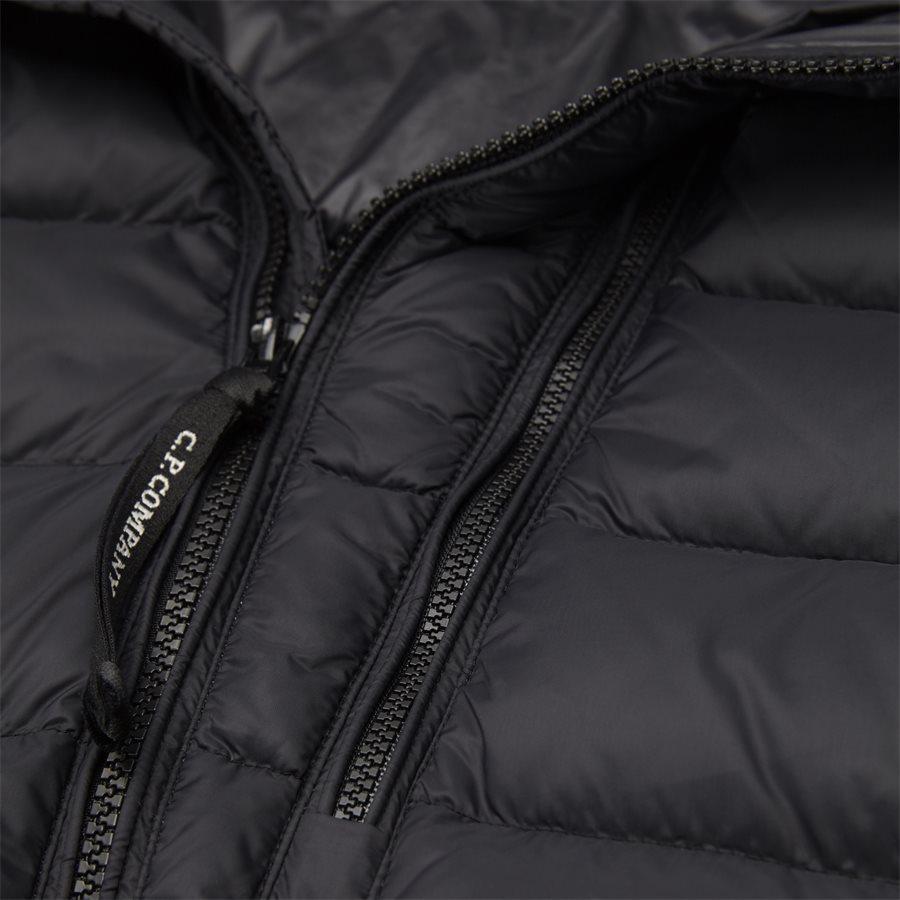 MKN024A 004306M - Goggle Quiltet Knit Jacket - Jakker - Regular - SORT - 6