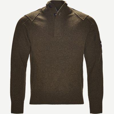 Turtle Neck Knitwear Regular | Turtle Neck Knitwear | Army